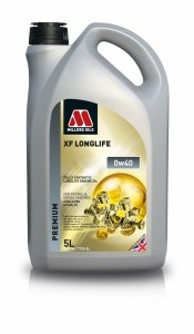 Olej Millers Oils XF Longlife 0w40 5l