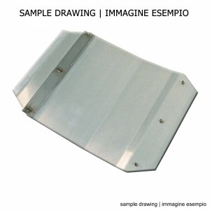 Płyta pod silnik OMP SUBARU Impreza  >01