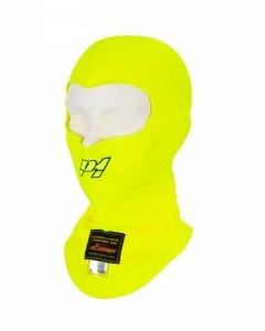 Balaklawa P1 Advanced Racewear Aramid fluo żółta (FIA)