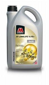 Olej Millers Oils XF Longlife 14 FE+ 0w20 5l