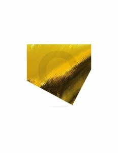 Mata termoizolacyjna QSP złota 250mm x 500mm