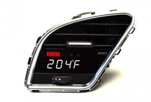 Zegar MultiDisplay Boost P3 dedykowany Audi A4/S4/RS4 B8 (sam wyświetlacz)