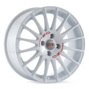 Felga OZ RACING OZ SUPERTURISMO WRC RACE WHITE 6x14 4x108 ET15