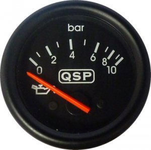 Wskaźnik ciśnienia oleju QSP
