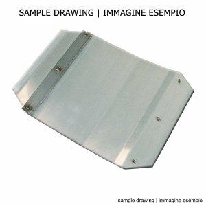 Płyta pod silnik OMP OPEL Corsa A  1.3 GT/ 1.6 8V GSI  <92