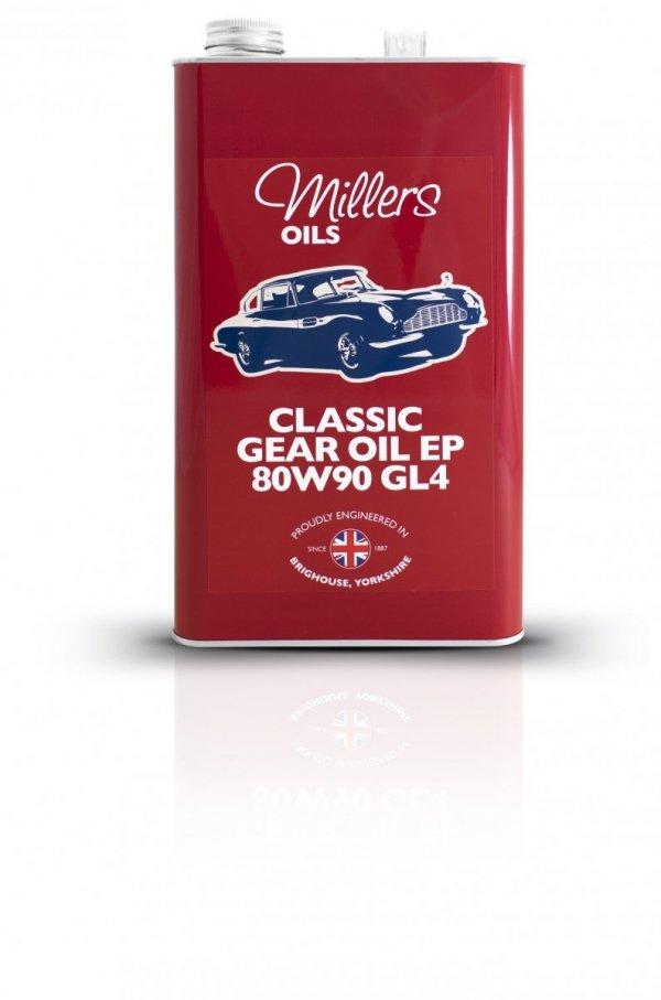 Olej Classic Gear Oil EP 80w90 GL4 1l