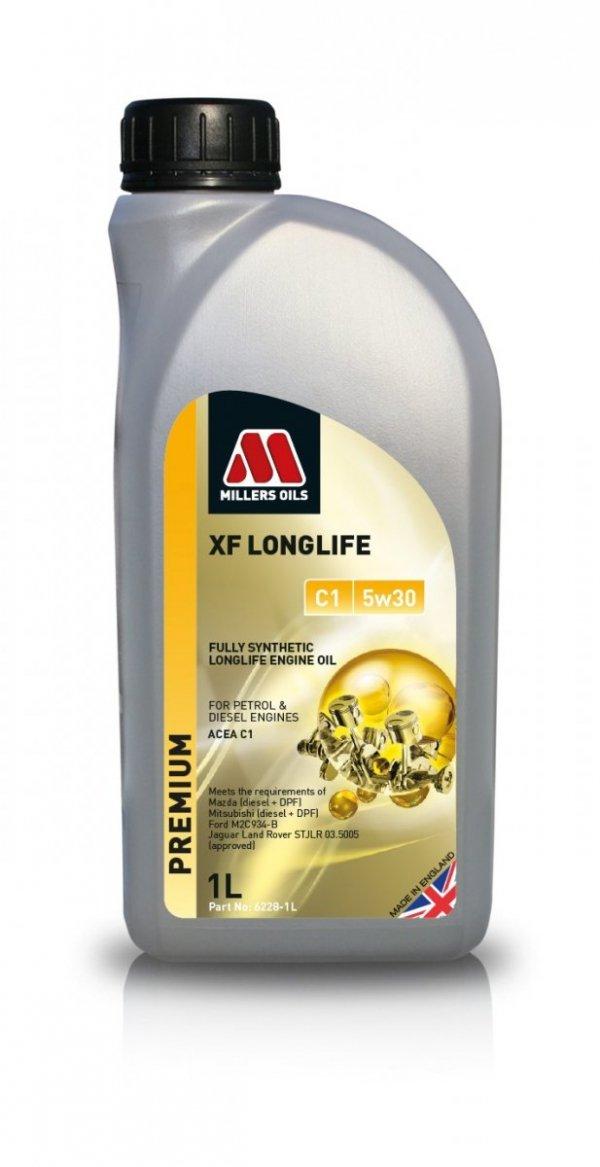 Olej Millers Oils XF Longlife C1 5w30 1l