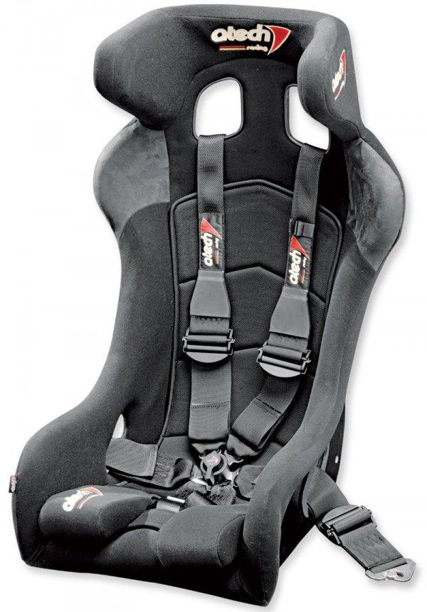 """Pasy bezpieczeństwa Atech Racing 2/3"""" (FIA)"""