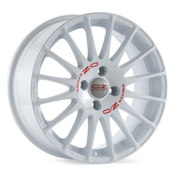 "Felga OZ RACING OZ SUPERTURISMO WRC RACE WHITE 6x14"" 4x108 ET15"