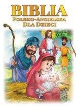 BIBLIA POLSKO ANGIELSKA DLA DZIECI