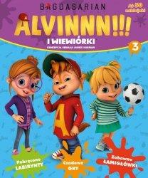 ALVINNN I WIEWIÓRKI TOM 3