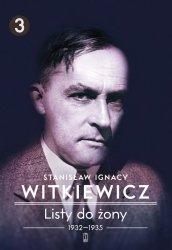 LISTY DO ŻONY 1932-1935 TOM 3