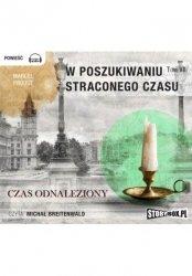 CD MP3 CZAS ODNALEZIONY W POSZUKIWANIU STRACONEGO CZASU TOM 7