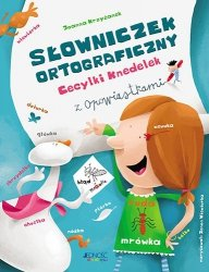 SŁOWNICZEK ORTOGRAFICZNY CECYLKI KNEDELEK WYD. 2