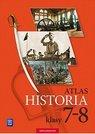 HISTORIA ATLAS DLA KLASY 7-8 SZKOŁY PODSTAWOWEJ 178103
