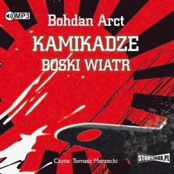CD MP3 KAMIKADZE BOSKI WIATR WYD. 2