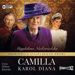 CD MP3 CAMILLA OPOWIEŚCI Z ANGIELSKIEGO DWORU TOM 3