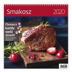 KALENDARZ 2020 SMAKOSZ 30X30