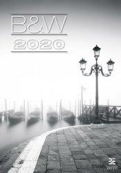 KALENDARZ 2020 B AND W EX