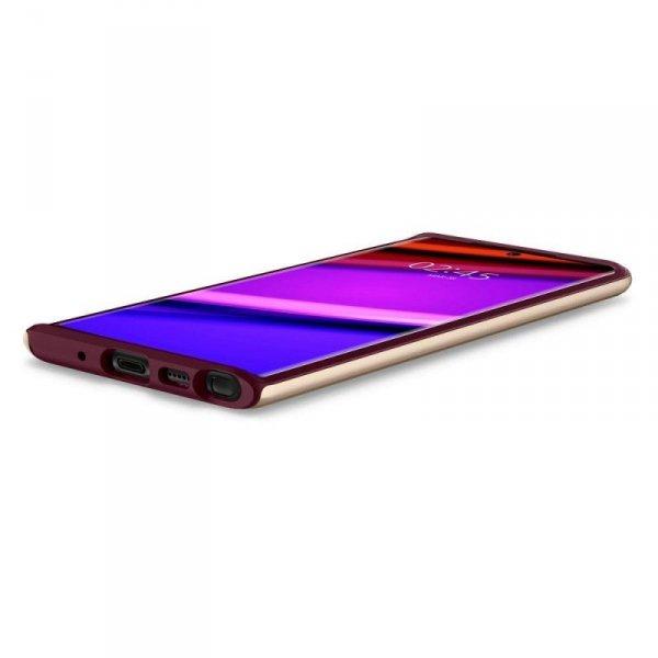 Etui Spigen Neo Hybrid Galaxy Note 10 Burgundy