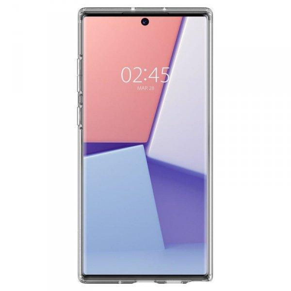 Etui Spigen Ultra Hybrid Galaxy Note 10+ Plus Crystal Clear