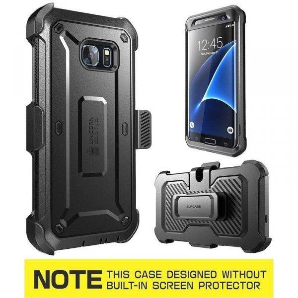 Supcase Unicorn Beetle Pro Galaxy S7 Edge Black