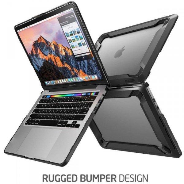 Supcase Iblsn Rugged Macbook Pro 15 2016-2019 Black