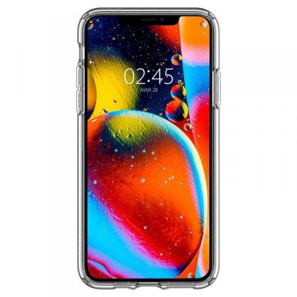 "Etui Spigen Ultra Hybrid ""S"" Iphone 11 Pro Max Crystal Clear"