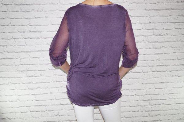 Fioletowa bluzeczka