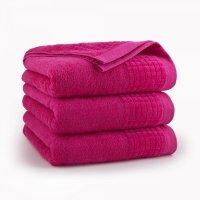 Ręcznik kąpielowy 70x140 Fuksja Paulo - Zwoltex