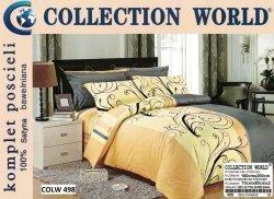 Pościel Collection World 160x200 100% bawełna wz 498