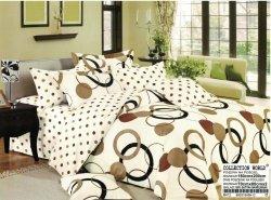 Pościel Collection World 160x200 Kremowa 100% bawełna wz 412