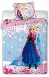 Pościel dla dzieci Disney 100x135 Kraina Lodu100% bawełna Frozen 041