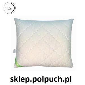 Naturalna poduszka antyalergiczna Poldaun Bamboo 70x80