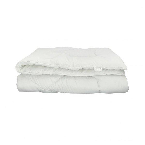 Biała całoroczna kołdra antyalergiczna 160x200 Vitamed