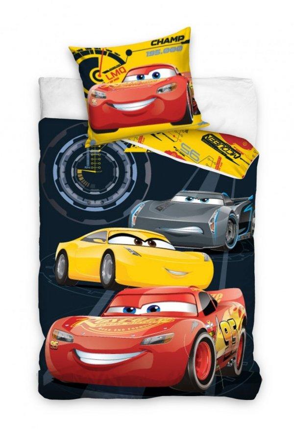 Pościel Cars dla dzieci 160x200 - pościel Samochody 160x200