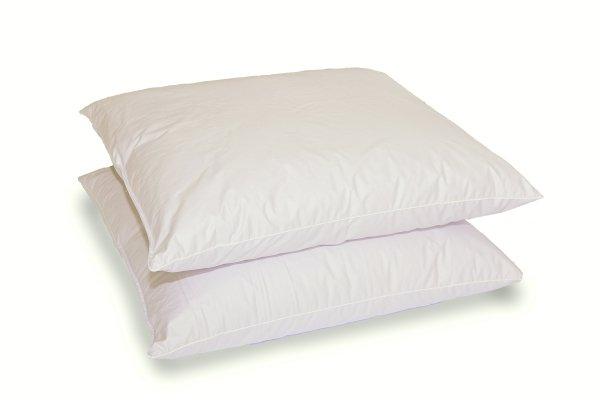 Poduszki z piór dartych ręcznie 70x80 cm Polpuch