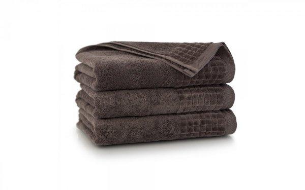 Ręcznik Paulo 3 50x100 Taupe  - Bawełna Egipska