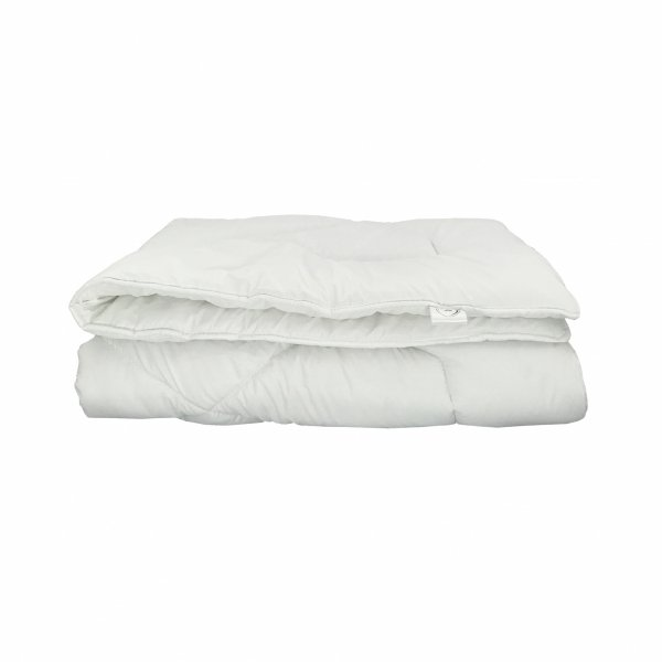 Biała całoroczna kołdra antyalergiczna 140x200 Vitamed