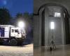 Oświetlenie pola akcji PowerTube II moc 41 500 lm (rozmiar L) 230V