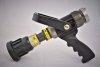 Zestaw do pożarów traw i lasów (2 x prądownica turbo VIPER STI 30 typu PT-25, 4 x H25/20 z PCV, rozdzielacz CDD, skrzynka transportowa)