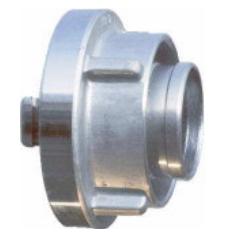 Łącznik do węża 52 mm z kutego aluminium (para)