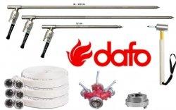 Zestaw lanc mgłowych DAFO W25 XL