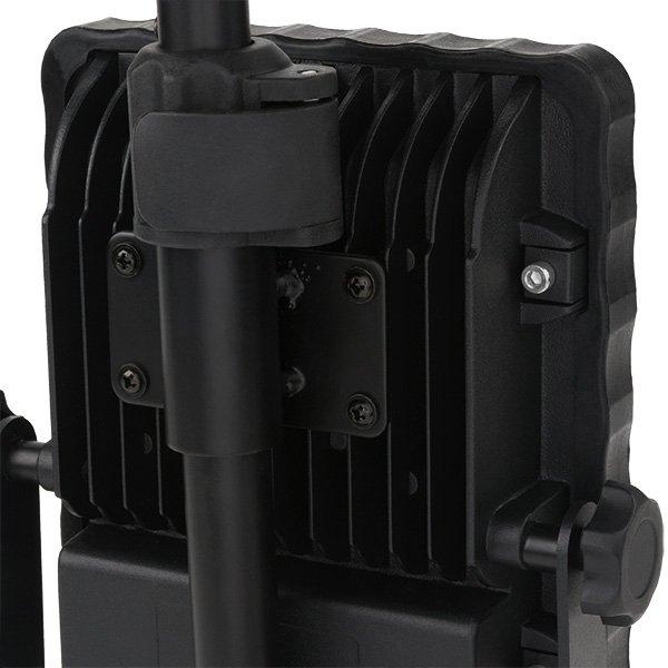 Najaśnica przenośna akumulatorowa 1000 lumenów ze statywem i walizką Nightstick NSR-1514C