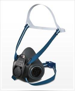 Półmaska ochronna SHIGEMATSU RS01 z wymiennymi filtrami P3 - zestaw promocyjny!