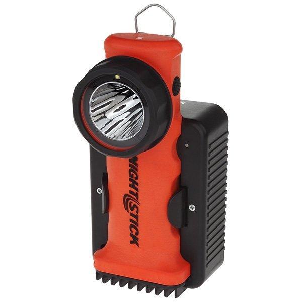Akumulatorowa latarka kątowa NIGHTSTICK - czerwona XPR-5572RA (do wyczerpania)