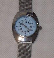 Mechaniczny zegarek brajlowski