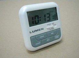 Zegarek mówiący z minutnikiem