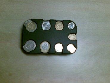 Bilonówka z banknotówką