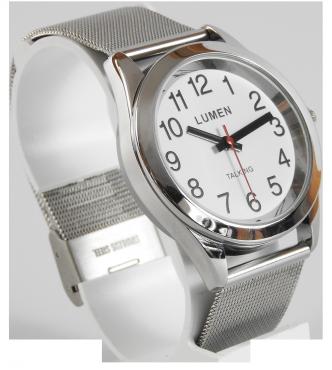 Męski zegarek mówiący TEMPUS